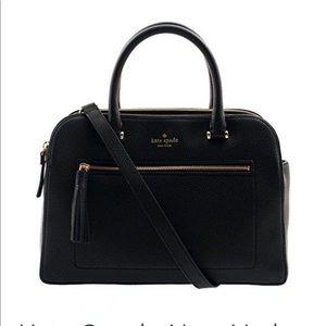 Kate Spade ♠️ satchel double zip